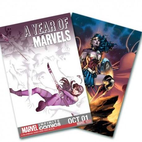Comic Selection Teen (13+)