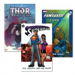 Graphic Novels (13+) 6 issues